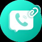 WhatsAPP附件恢复图标