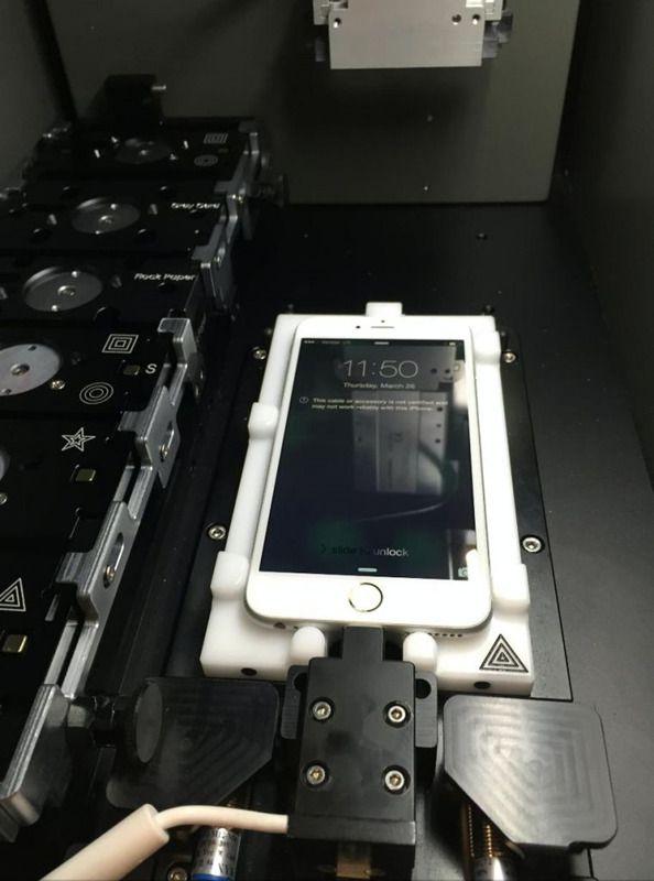 原来iPhone是这样维修的!
