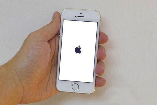 iPhone白屏开不了机