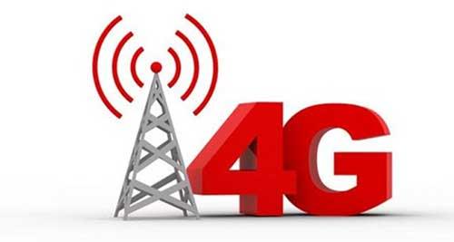 未打开4G