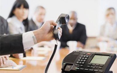 电话会议的性质