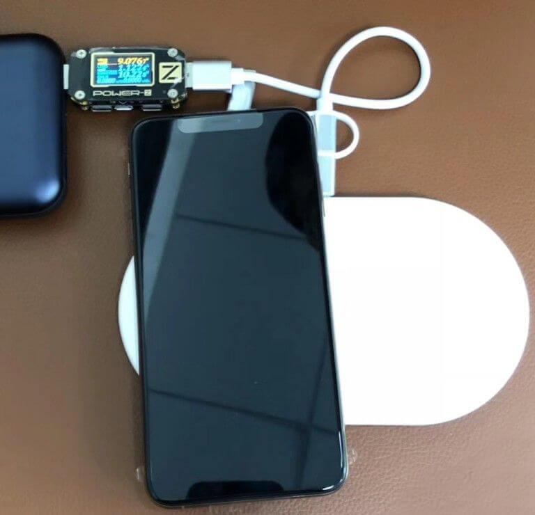 新款苹果手机:iPhone XS Max快速充电与iPhone X区别并不大